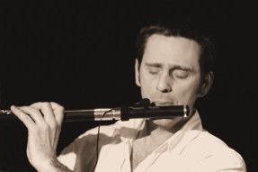 Jérémie Mignotte : Flûte traversière en bois